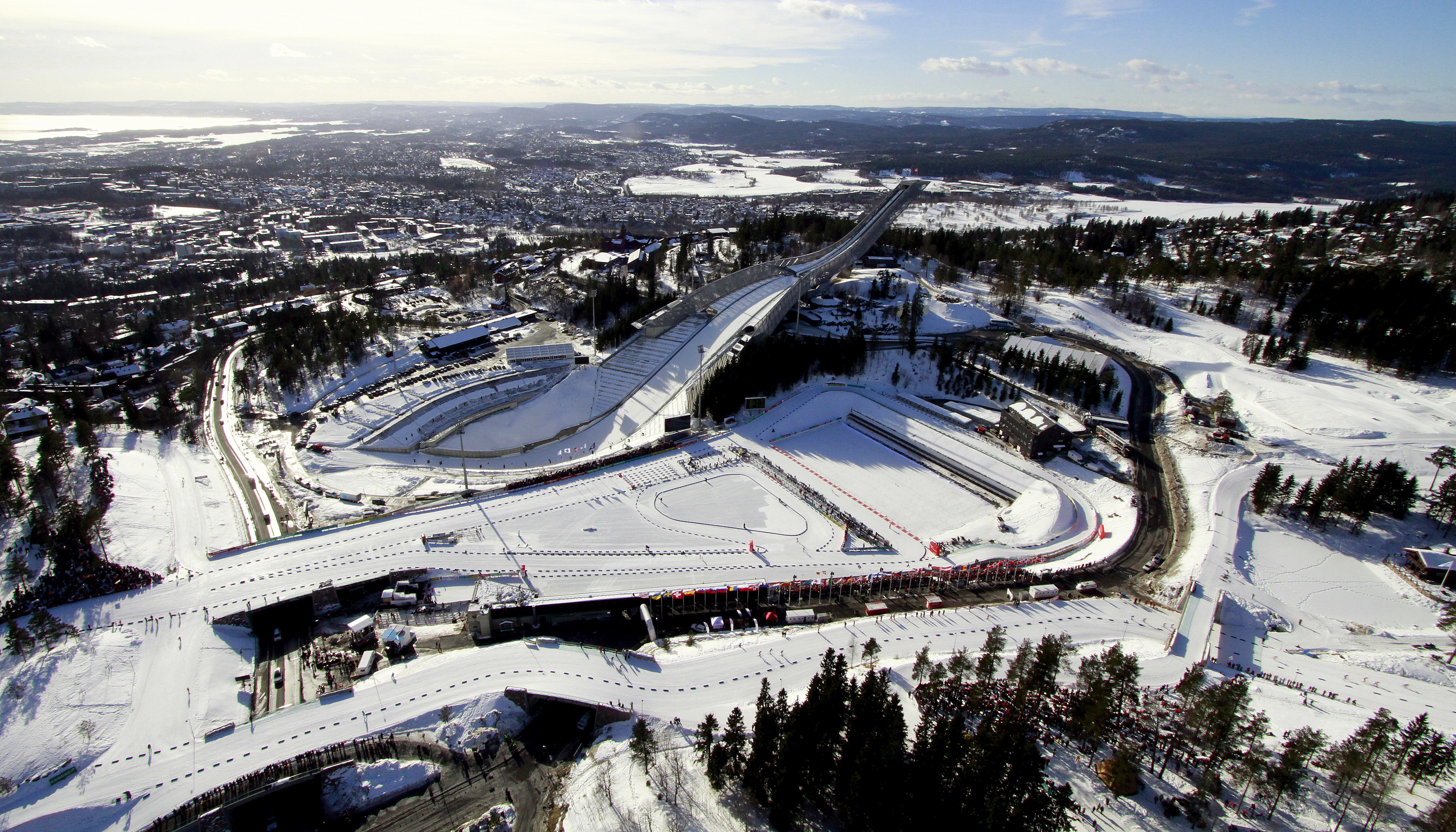 Oslo2016 – Vi Gjør Rent Under VM I Skiskyting