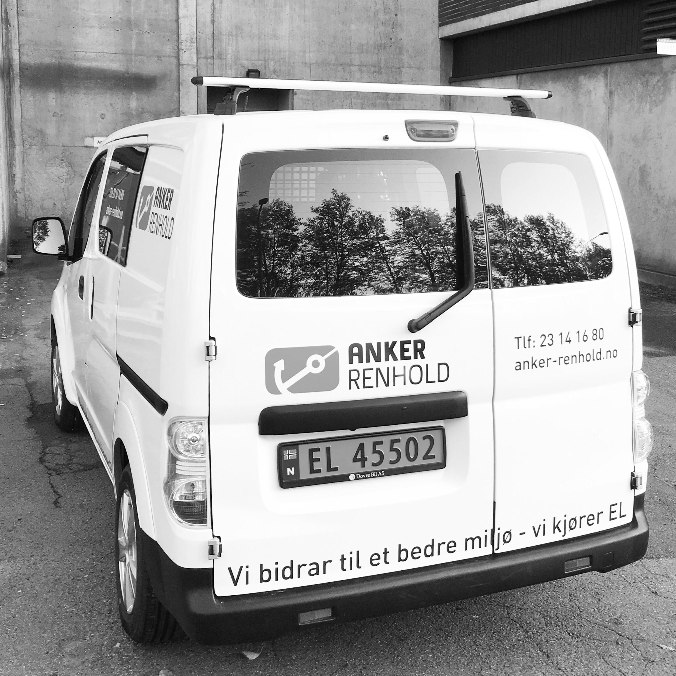 Anker Renhold - EL varebil